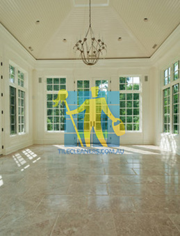 home design with ceramic tiles in sunroom floor very large Hazelwood Park