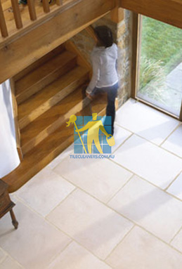 limestone tiles indoor tuscany Adelaide cleaning